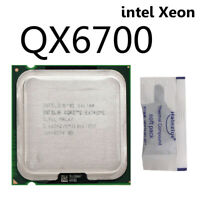 Intel Xeon QX6700 CPU Processor Only Cooling Component excluded RLIT