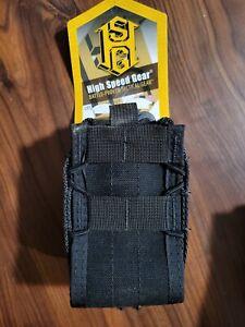 HSGI MOLLE  Stun Gun/Taser Taco-11SG00BK - Black