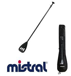 Mistral CARBON SUP Paddel Stand Up Paddle Board verstellbar 180 - 215cm nur 860g