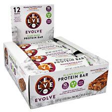 Cytosport Evolve Protein Bar 1.83 oz - Box of 12 Bars PEANUT BUTTER & JELLY
