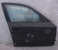 BMW 1 SERIES 31 E87 E87N Door Front Right O/S Black Sapphire Metallic - 475