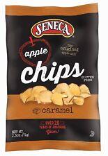 Seneca Caramel Apple Chips2.5-Ounce Bags (Pack of 12)