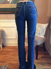 Vintage Jordache High Waist Faded Mom Jean approx 26 W 37 Hips 34 Inseam