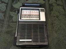 Vintage GENERAL ELECTRIC GE FM AM TRANSISTOR RADIO w TV SOUND Model #7-2929A