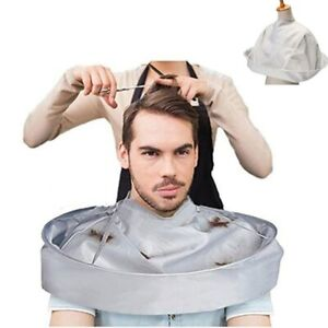 New apron for hairdressers prevents cleaning and is easy to use High quality