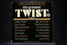 GREATEST TWIST HITS:Atlantic Classic R&B on MONO Near Mint Vinyl LP