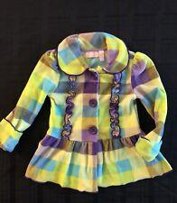 Kids Headquarters BabyGirl Fleece Jacket Size 3T