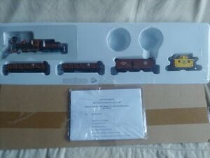 Bachmann Walt Disney's Carolwood/Lilly Belle Pacific Railroad Train Set #00675