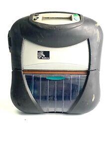 Zebra RW 420 Black Wireless Color & Monochrome Portable Thermal Label Printer