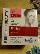 perfect beauty firming day cream mature skin 40+ e 50 ml / 1.69 fl oz NIB SEALED