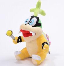 "Sanei Super Mario Iggy Hop Koopa Plush Toy Series Plush Doll 8"""