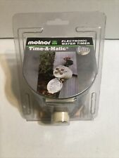 New Melnor - Time-a-Matic - Electronic Water Timer Model  #100