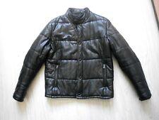 blouson Cuir JOSEPH homme t 50 leather jacket coat L