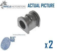 2 x NEW BLUE PRINT FRONT ANTI-ROLL BAR STABILISER BUSH KIT OE QUALITY ADG080204