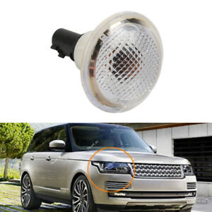 1pcs For LAND ROVER RANGE ROVER 03-12 Clear Side Marker Repeater Lamp XGB500020