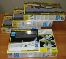 BOEING 737-8 MAX CIVIL AIRLINER Model Kit scale 1/144 ZVEZDA 7026