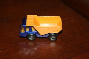 🔥Vintage 1975 Matchbox Lesney Superfast Atlas Dump Truck Variation no. 23 -Rare