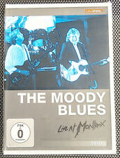 The Moody Blues - Live At Montreux 1991 - Live-DVD, NEU in Folie eingeschweißt!