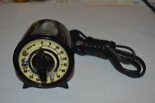Vintage MARK TIME Model 78100 Darkroom Timer 60 Seconds Works Fine