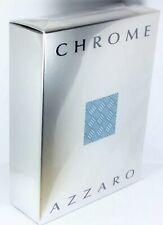 Azzaro CHROME 200ml Eau De Toilette EDT & OriginalVerpackt