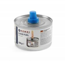 More details for 24 tins of 6 hour deg chafing fuel - reusable wick and resealable cap. free p&p