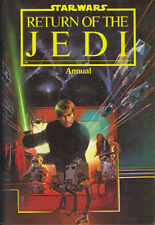 STAR WARS RETURN OF THE JEDI ANNUAL (1984) MARVEL/GRANDREAMS 1983 - EXCELLENT