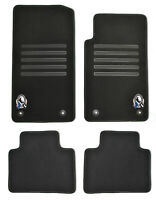 Genuine Holden VF Collingwood Floor Mats Front Rear Black Sedan Wagon Commodore