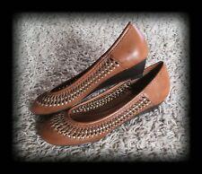 f528e9ea474966 Ladies sz 6 Brown Leather 1