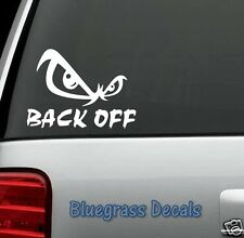 RACKAHOLIC DEER Hunting ARCHERY Bow Gun Shooting Truck SUV Trailer DECAL STICKER