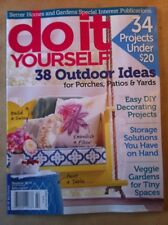 Do It Yourself Summer 2014 FREE SHIPPING, 34 Projects Under $20, 38 Outdoor Idea