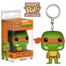 Funko Pocket Pop Vinyl Keychain Teenage Mutant Ninja Turtles Michelangelo