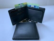 Mens Wallet Genuine Leather Real Leather Coin Holder