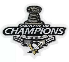 2009 STANLEY CUP CHAMPIONS PATCH PITTSBURGH PENGUINS