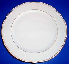 Schumann Arzberg Bavaria Salad Plate White Gold