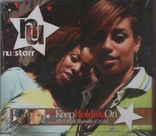 NU STARR Keeo Holding on 3 TRACK CD NEW - STILL SEALED