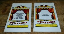 More details for 2 x vintage sadlers wells theatre d'oyly carte programmes 1973 & 1976 yeoman etc