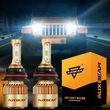Auxbeam LED Headlight 9007 HB5 Low Bulbs for Ford F-150 92-98 Ranger 93-11 72W