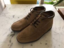 Bally Pitaval Italian Suede Leather Shoes Size 5 US