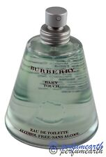 Burberry Baby Touch Unbox 3.3/3.4oz. Edt Spray Alcohol Free For Women No CAP
