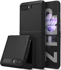 Ringke Slim Galaxy Z Flip Case Protective Premium Hard PC - Black