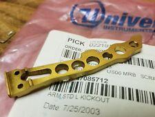 Universal Instrument 47085712 Arm, STD Kickout LH   -- VCD -- *NEW*