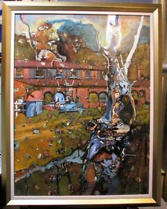 "Reinis Zusters Original  work ""Eltham Inspirations"" REDUCED FROM $3250 to $2499"