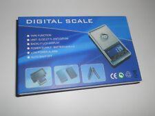 300g x 0.01g Jewellery Gram Pocket Digital Balance Weight Digital Scale new uk