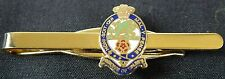 PWRR Princess of Wales Royal Regiment Gold Plated Tie Clip / holder
