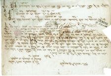 Englischer Brief 1839 Glasgow mit Stempel Geneve La Chaux-de-Fonds Handschrift