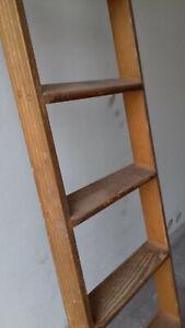 Treppenleiter für Hochbett geeignet. Höhe 212 cm, Breite 40