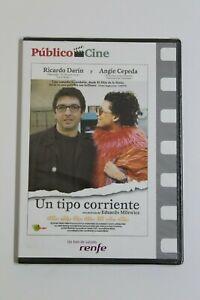 Un Tipo Corrente Ricardo Darin DVD Originale Y Precintado. Lingua Castellano