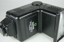 Sunpak 144 or 266 Flash Minolta X370 X700 XG1 XG9 XGM Pentax K1000 Canon AE-1 A1