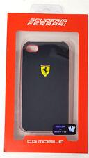 Original Red Ferrari Hard Case Scuderia Collection Fits Apple iPhone 4 4S