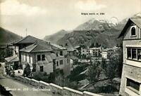 Cartolina di Barzio, panorama e Grigna meridionale - Lecco, 1964